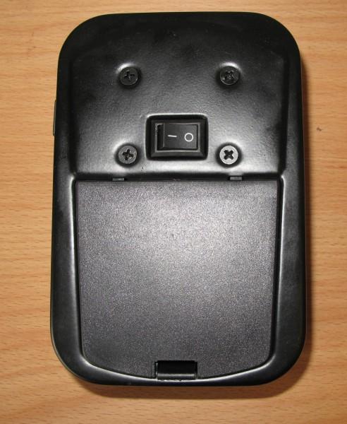 Grillmotor batteriebetrieben 2x 1,5V mit Aufnahme 8x8mm